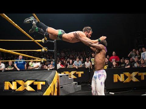 Johnny Gargano vs. Velveteen Dream: WWE NXT, Sept. 5, 2018