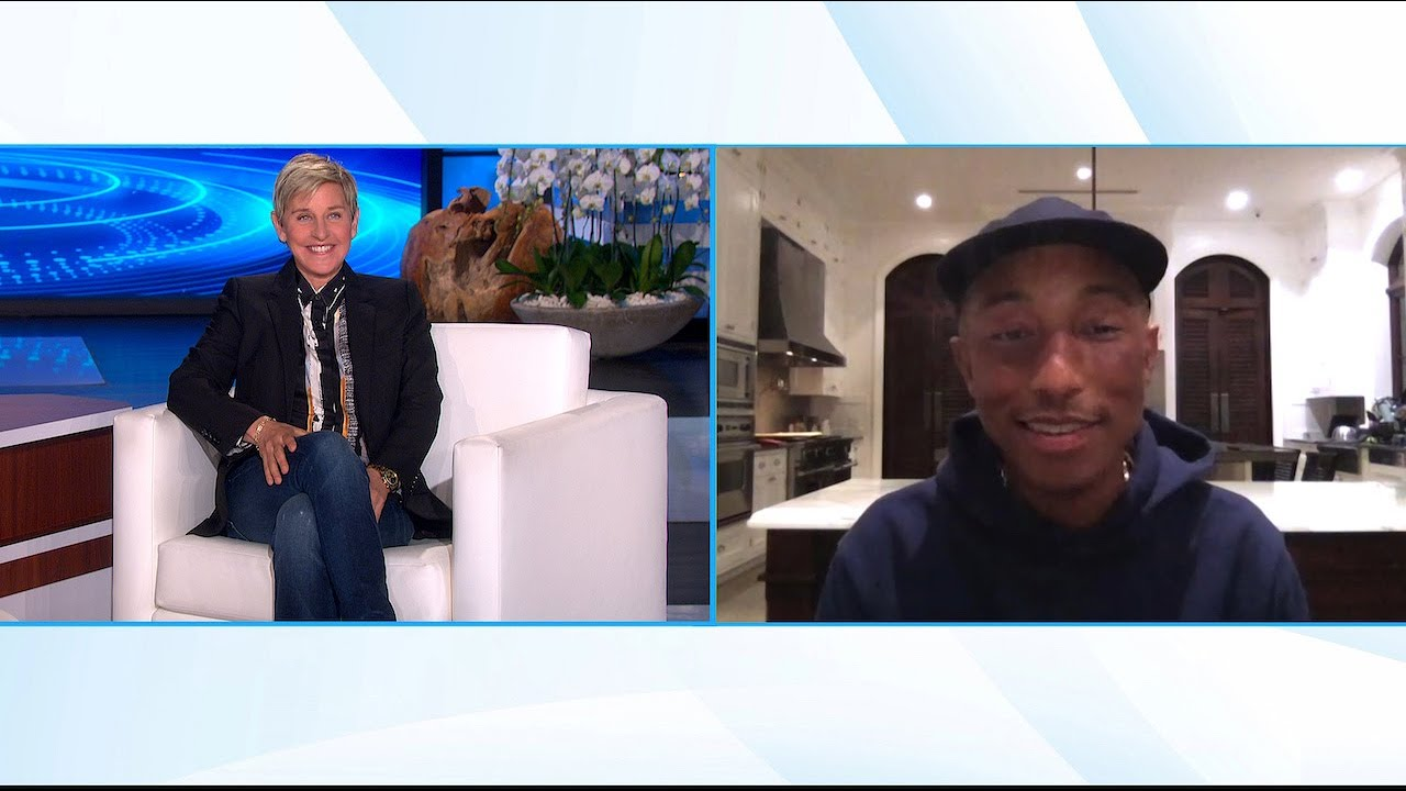What Gives Pharrell Hope in a Divided America