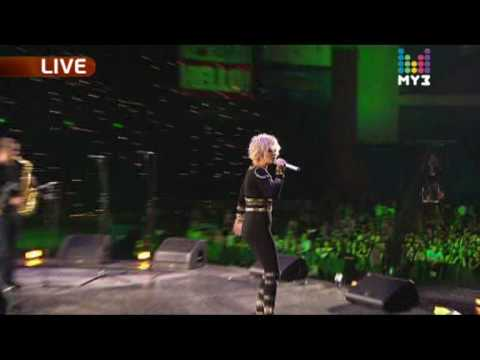 ВАЛЕРИЯ (VALERIYA) - I Know LIVE. Премия Муз-ТВ 2010