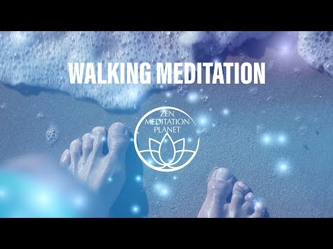 Meditating When You Walk