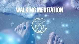 Zen Walking Meditation - Music for Meditation in Action
