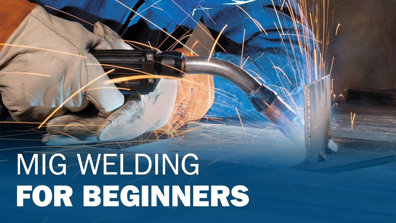 Types of Welding Gases-What Gas is Used For MIG Welding?