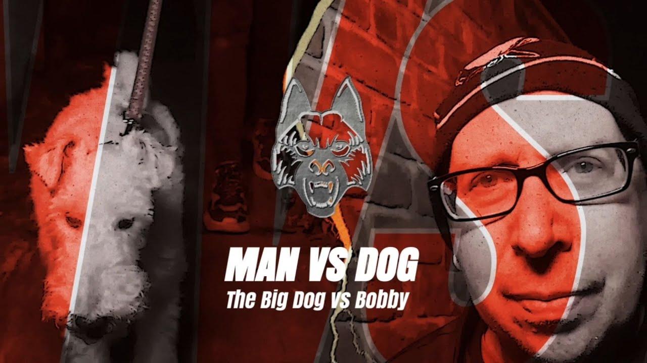 Man VS Dog: Bark Off