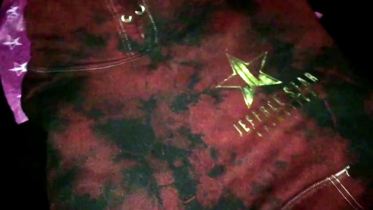 5b0ca65fd042be Jeffree Star Unicorn blood hoodie❤ - YouTube