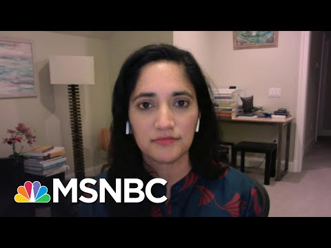 Dr. Kavita Patel: Vaccine Delays Feel Like A 'Gut Punch' To Health Care Workers | Deadline | MSNBC