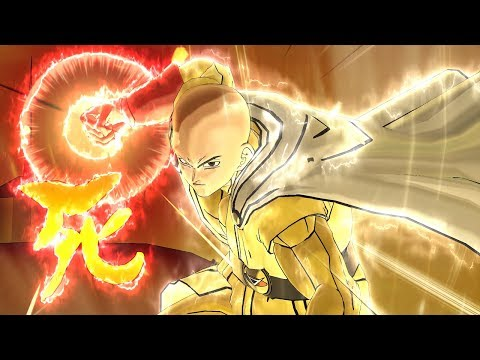 So I Made My First Overpowered CAC (Saitama) In Dragon Ball Xenoverse 2
