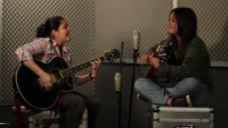 Silvia & Karmen - Mis manos necias (cover)