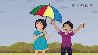 बादल  आये पानी लाये || Badal Aaye Pani Laye || हिंदी कविता