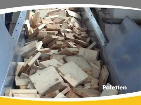 Holzzerkleinerer mit Biss | UNTHA Qualitätszerkleinerer
