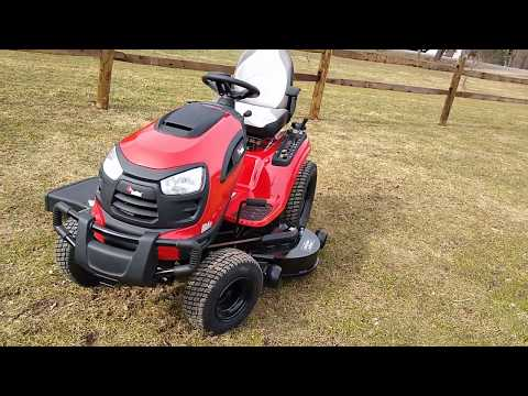 RedMax Garden Tractor Walk Around  GT2654F