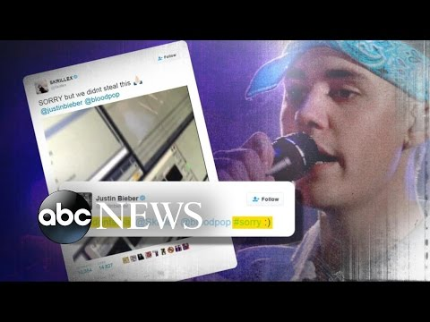 Justin Bieber Sued for Alleged Copyright Infringement Over 'Sorry'