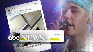 Justin Bieber Sued for Alleged Copyright Infringement Over 'Sorry' thumbnail