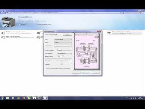 Comment Numériser, scanner un document ou une photo,  How to scan a document.