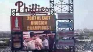 2007 Philadelphia Phillies NL East Champions