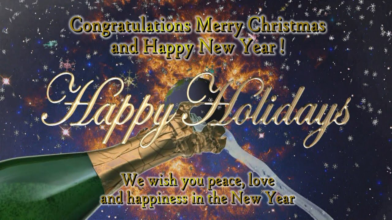 Congratulations on the New Year 2017 for children 67