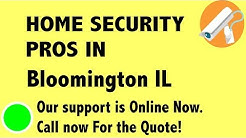 Best Home Security System Companies in Bloomington IL