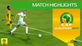 Algeria vs Ethiopia | Africa Cup of Nations Qualifiers 2017