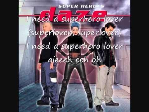 Superhero Lover (con Letra) (lyrics)