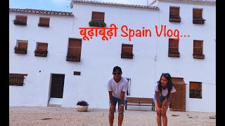 बूढ़ाबूढ़ी Spain Vlog | Part 2 |Valencia and Buñol |