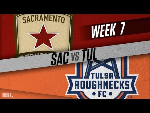 Sacramento Republic FC vs Tulsa Roughnecks FC: April 28, 2018