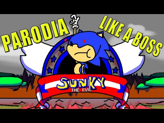 ES HORA DE BAILAR!! - SUNKY.MPEG (Parodia de Sonic.EXE)