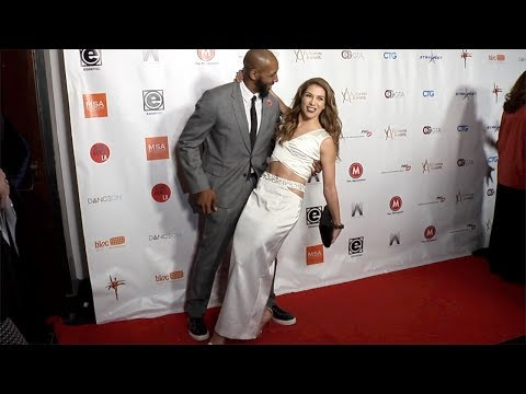 Allison Holker and Stephen Boss 7th Annual World Choreography Awards Red Carpet