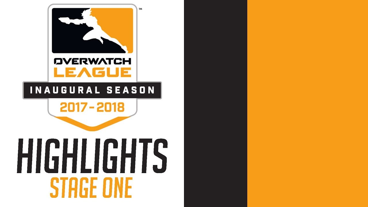 Overwatch League Inaugural Season
