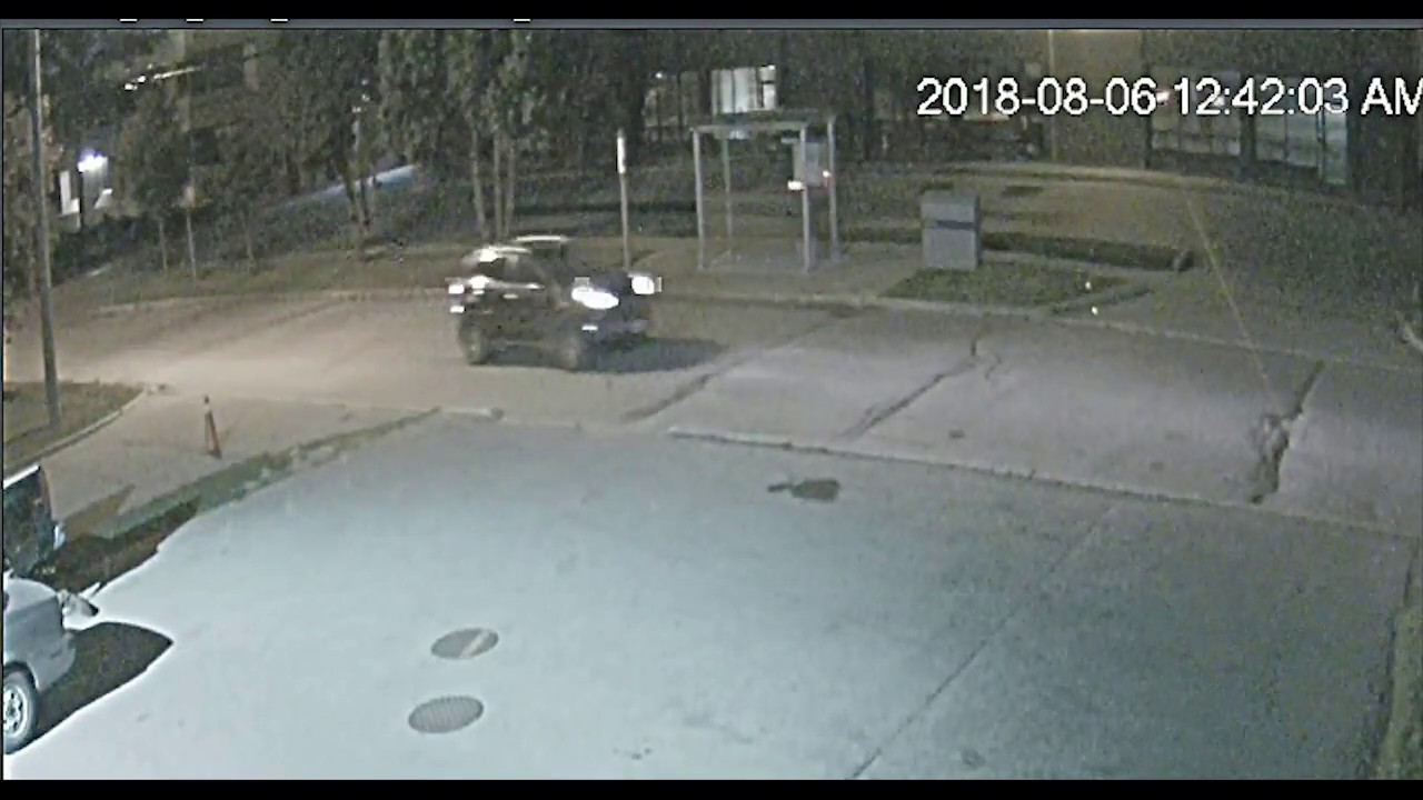 @TorontoPolice Sexual Assault Suspect Vehicle to Identify