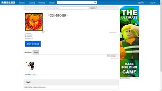 New Channel Group in Roblox = OS MITO BR =