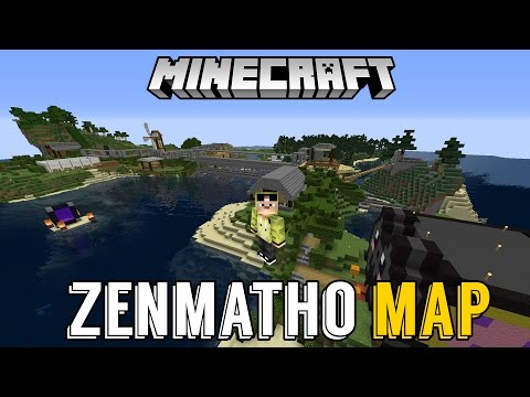 ERPAN1140 SHOWCASE MAP ZENMATHO - MAP SHOWCASE #1