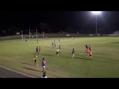 Rd 3 - Geelong West vs North Shore  BU