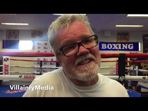 FREDDIE ROACH ANALYSIS MCGREGOR & MALIGNAGGI SPARRING; EXPLAINS THE POSITIVES & NEGATIVES?