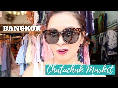 Vlog: Shopping at Chatuchak Market