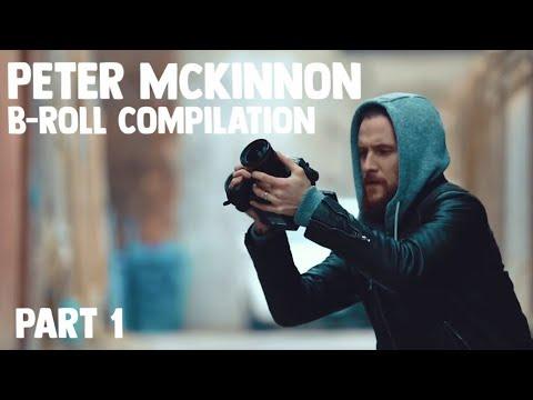Peter Mckinnon B-Roll Compilation