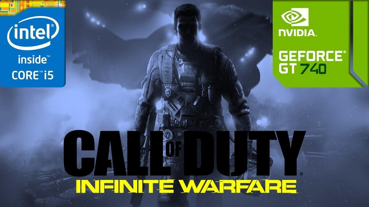 Top page gt gt infinite - Call Of Duty Infinite Warfare Sp Gt 740m Gt 825m Gt 920m I5 4200u 800x600 Youtube