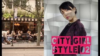 Travel Vacation Outerwear | City Girl Style 02