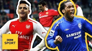 Are these the top 10 FA Cup final goals? | BBC Sport