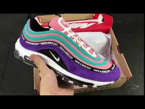 buy online 4dbe0 d6445 Nike Air Max 97  Have A Nike Day  For March 2019