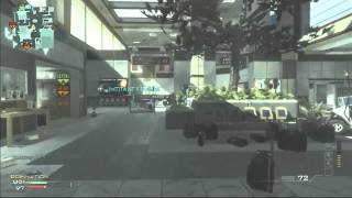 MW3 SLICE N DICE THROWING KNIFE MONTAGE | DANGO 1867