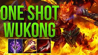 Wukong Jungle Gameplay - Patch 10.1 (League of Legends Gameplay)