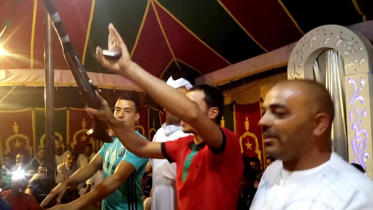 فرقة أنغام الصف لمدينة عين الصفراء - من أفراح مدينة المشرية - حيدوس 2019