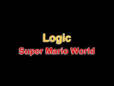 Logic Super Mario World Lyrics Youtube