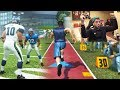 MADDEN 07 SUPERSTAR MODE - MY RECEIVER GETS DRAFTED! NFL COMBINE