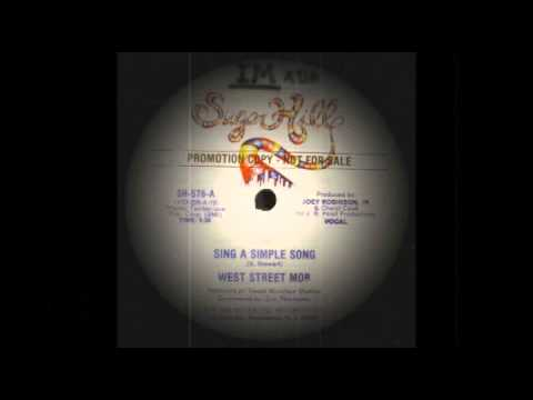 West Street Mob – Sing A Simple Song