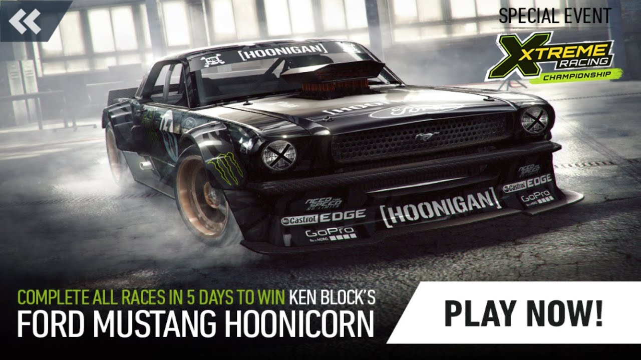 Ford Mustang Hoonigan with Ken Block Chapter 1 | Need For ...