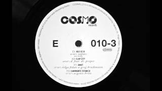 Argenis Brito - Caminante Cosmico (Cosmo records)