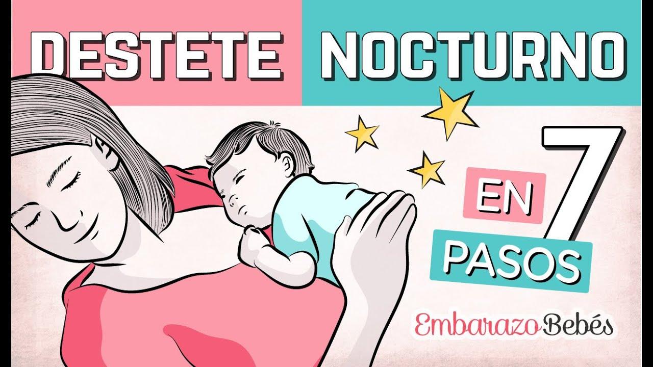 Consigue el #DESTETE NOCTURNO en 7 PASOS 🤱🏻🌙 ¡Todo un éxito!