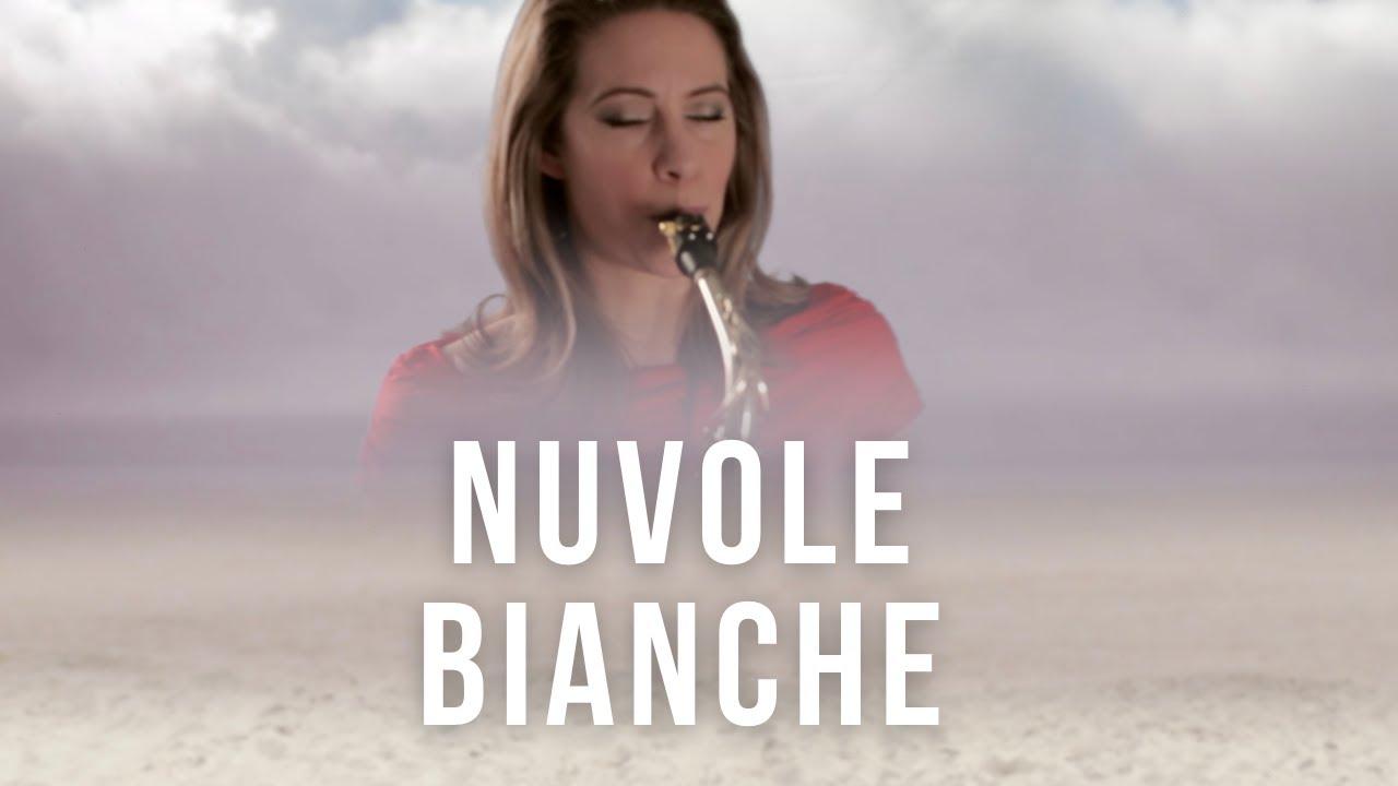 """Amy Dickson - Ludovico Einaudi: """"Nuvole Bianche"""""""