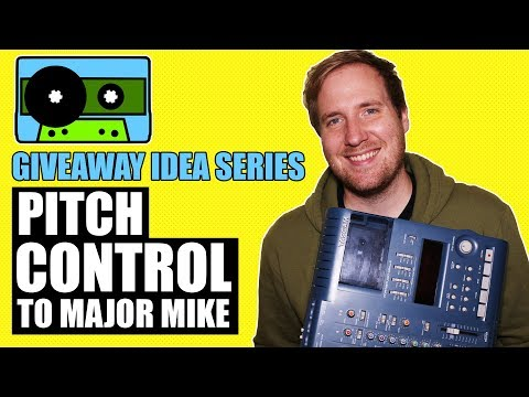 4-track Cassette Recorder Tricks: Pitch Control Up | 424recording.com