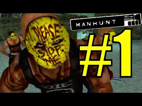 Manhunt / Охота на человека. Прохождение. #1. Воскрешение.